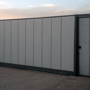 Ворота в Алматы