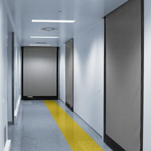 Скоростные ворота Dynaco D-311 Cleanroom