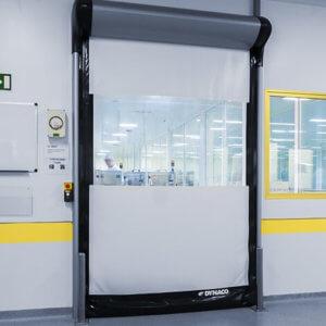 Скоростные ворота Dynaco D-313 Cleanroom