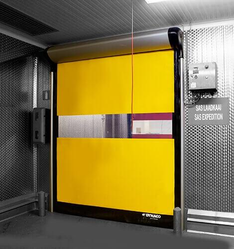 Скоростные ворота Dynaco D-313