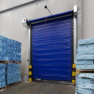 Скоростные ворота Dynaco М2 Freezer