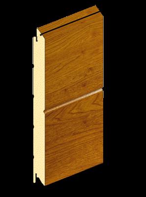Гаражные ворота - Широкая полоса
