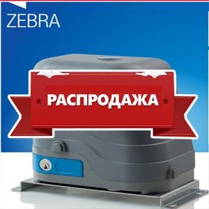 Автоматика для откатных ворот QUIKO ZEBRA до 600кг